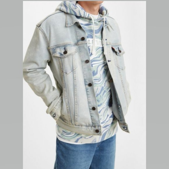Levi's Premium Trucker Jean Jacket Spirit Stretch